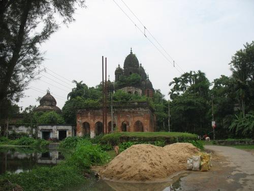 Bawali Rajbari and Temples