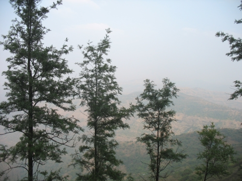 Hills_near Pune