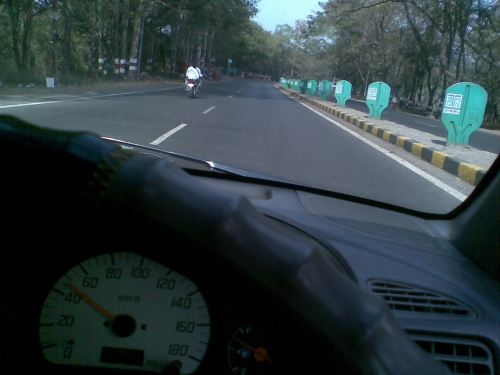 Serendipitous journey.... Shivneri Fort