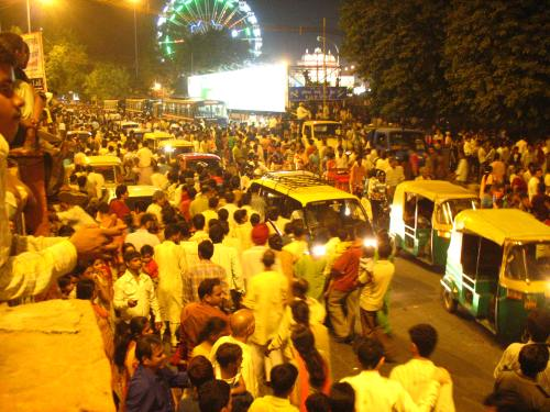 Crowds_ Chandni Chowk