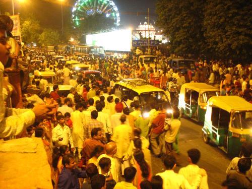 Crowds_ Chandni Chowk
