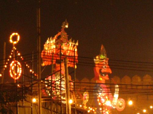 Dussehra..the victory of good over evil