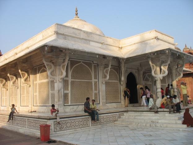 32_Salim Chisti's tomb
