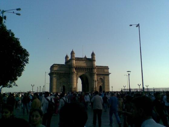 1_ Gateway of India