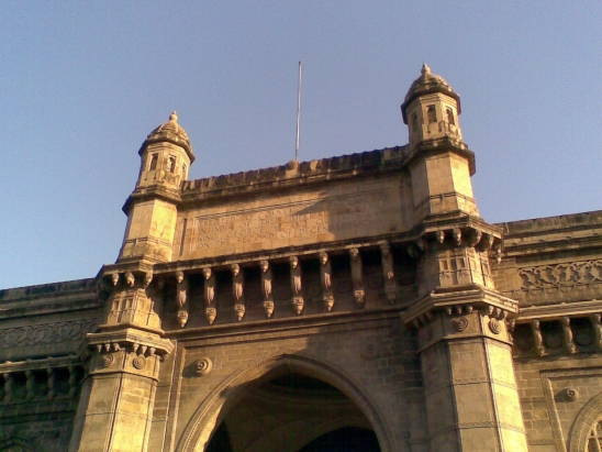 6_ Gateway of India