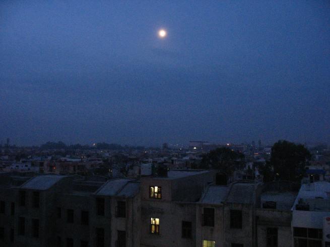 Faridabad_ Sunrise
