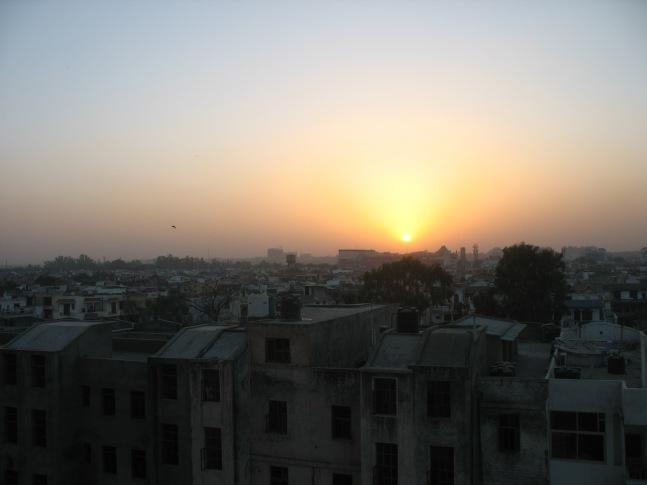 Faridabad_ Sunrise_2