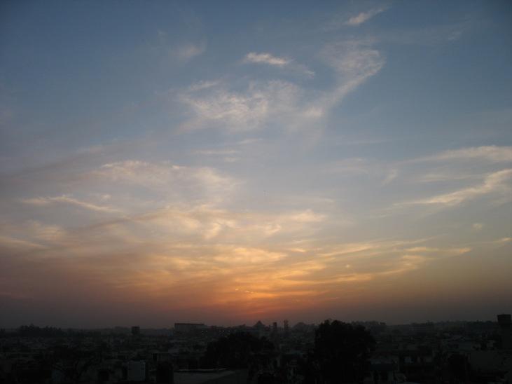 Faridabad_Sunset_2