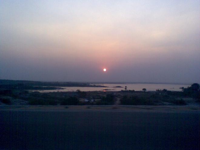 Gachibowli Hyderabad_Sunset_2