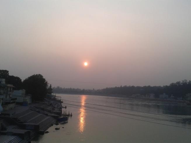 Haridwar_Sunset