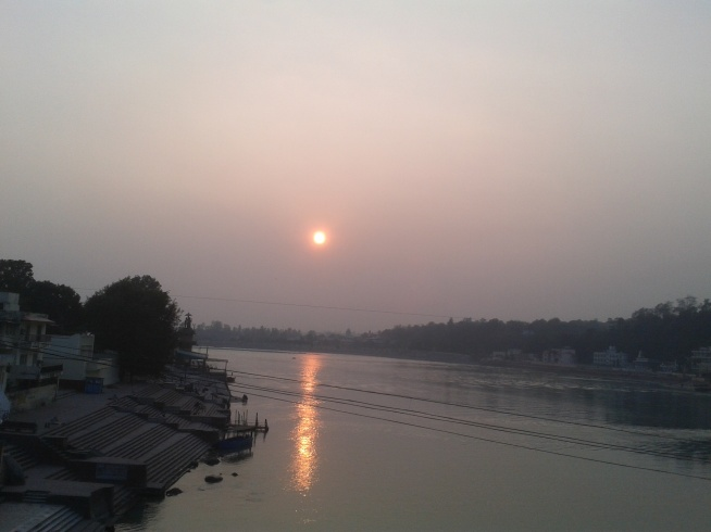 Haridwar_Sunset