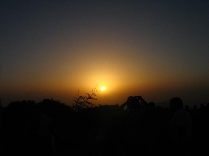 Mahabaleshwar_Sunset