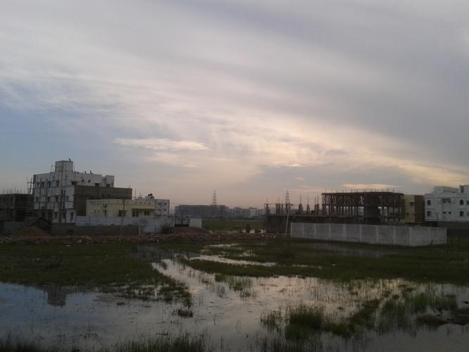 Perumbakkam Chennai_Dawn _2