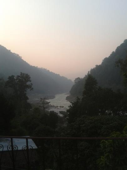 Rishikesh_Dusk