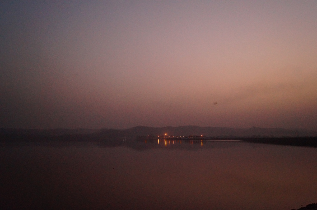Patratu- the lake of beauty