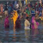 Chhath- salutations to the Sun God