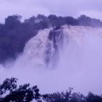 Hundru  Falls  in full  flow