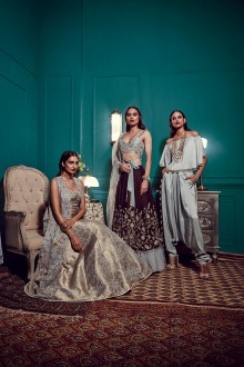 Payal Singhal Azure collection 2