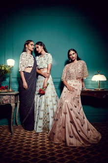 Payal Singhal Azure collection 3