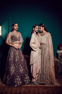 Payal Singhal Azure collection 4