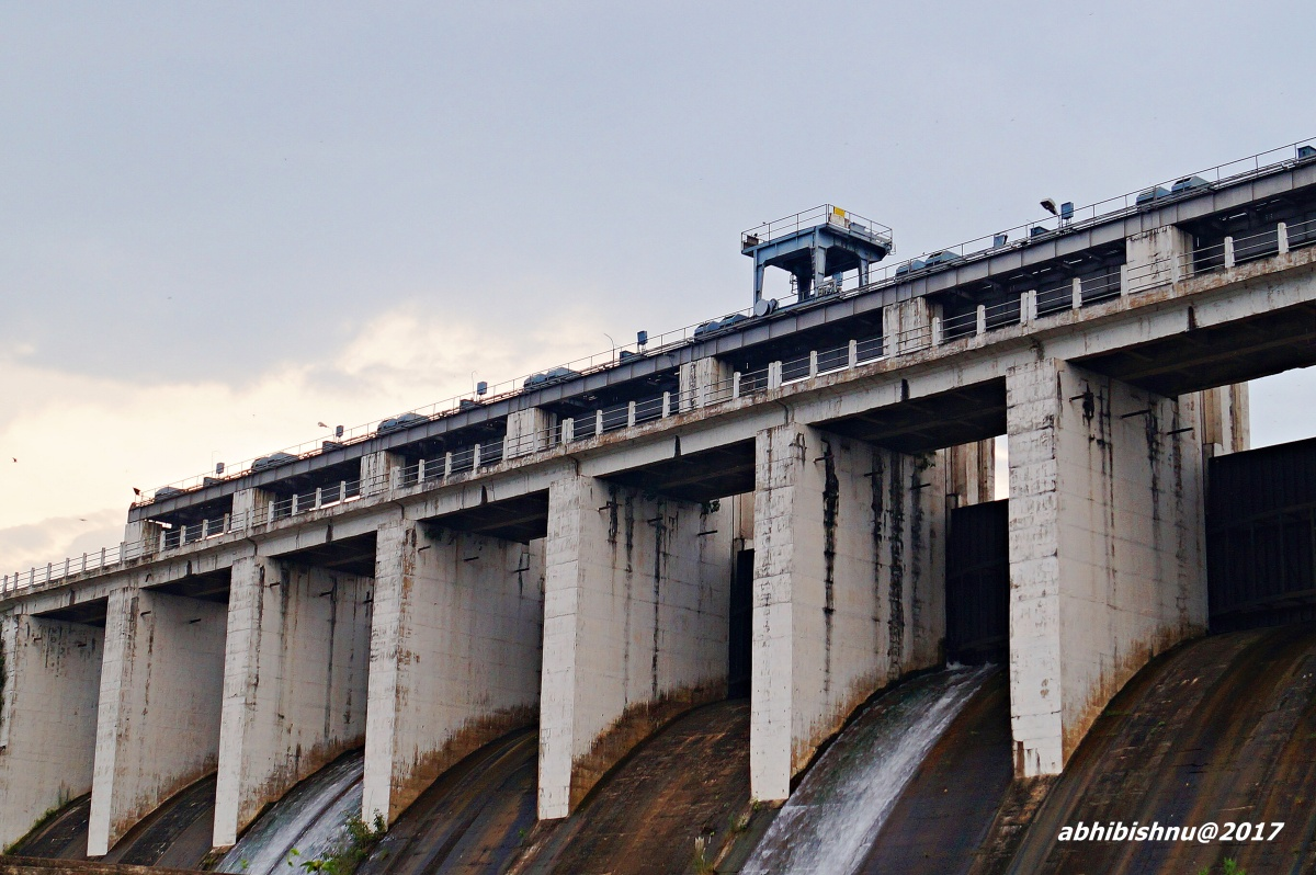 Vignettes at Patratu Dam-1
