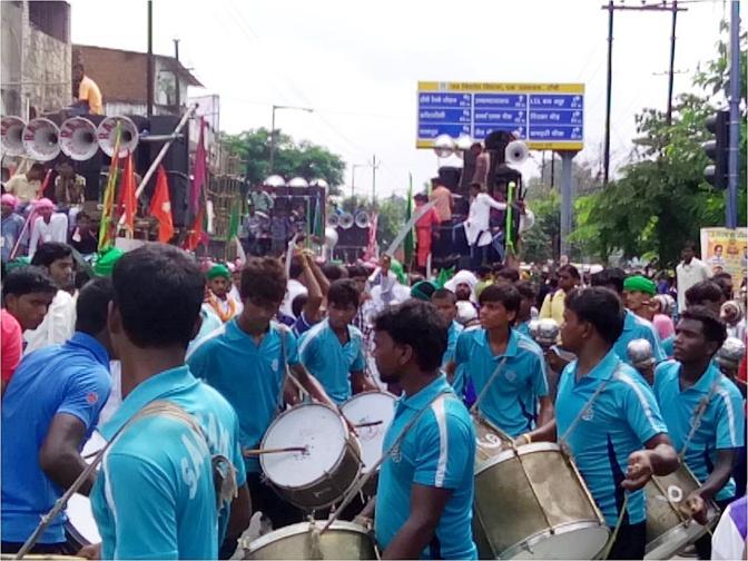 Pic procession