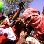 The many faces of Holi