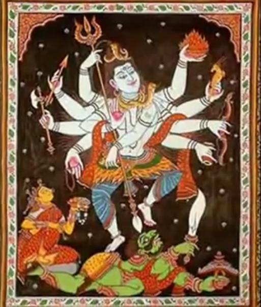 Lord Shiva_ Thiruvasagam,