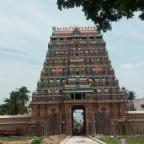Thiruvanaikovil Temple, Srirangam, Tiruchy